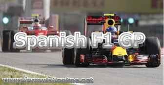 Spanish Formula 1 Grand Prix Broadcasting Online