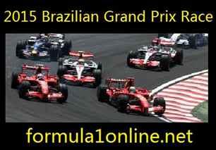 Watch 2015 Brazilian Grand Prix Race Online