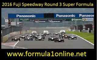 Watch 2016 Fuji Speedway Round 3 Live