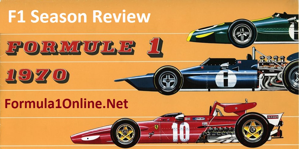 Grand Prix F1 1970 Season Review