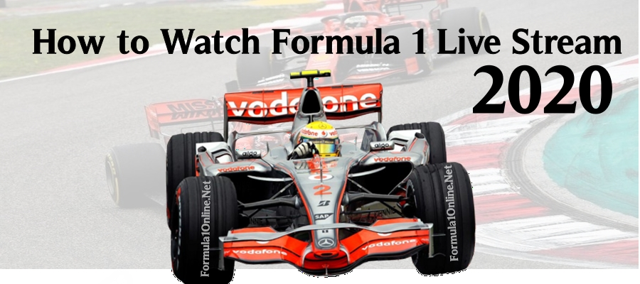 How To Watch F1 Live Streaming 2020 After Covid 19 Pandemic