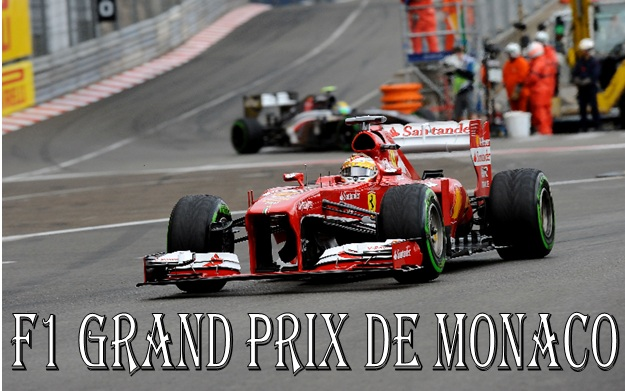 Watch Formula 1GRAND PRIX DE MONACO 2013 Online