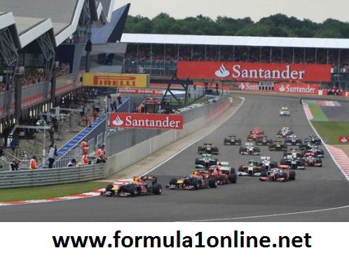 British Formula 1 Grand Prix 2015 Streaming