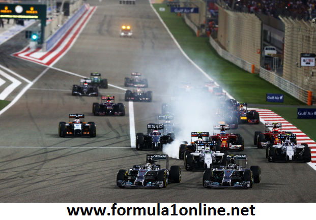 Formula 1 Grand Prix of Bahrain 2015