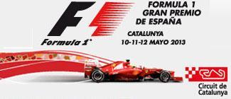 GRAN PREMIO DE ESPANA 2013