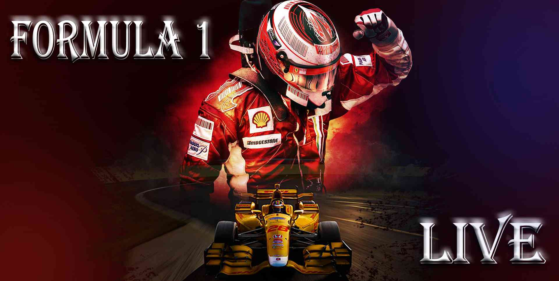 F1 Mexican Grand Prix Live